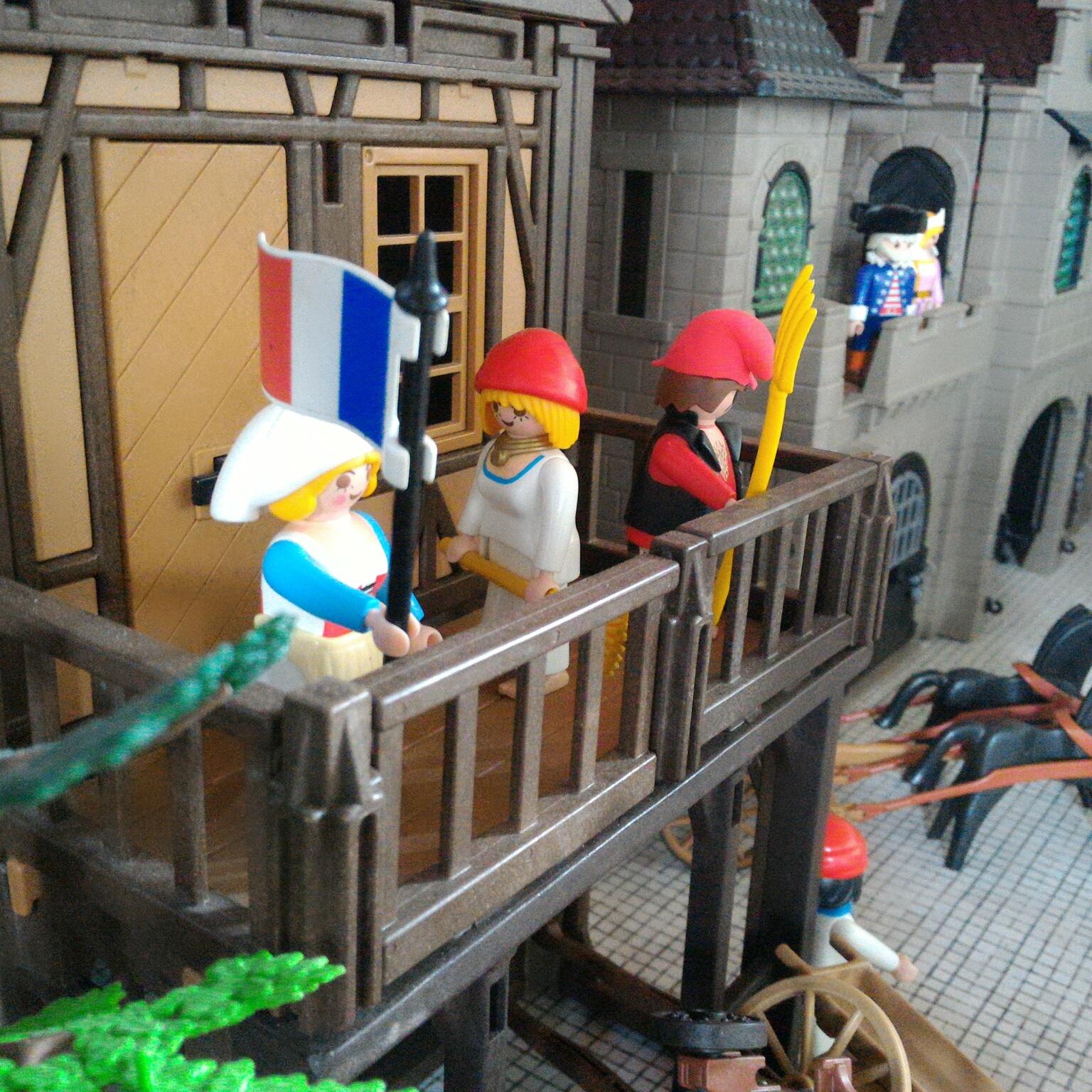 La révolution française en Playmobil