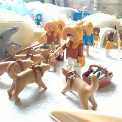 Le pôle nord en Playmobil