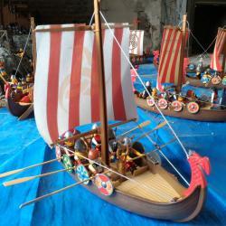 L'invasion Viking en Playmobil