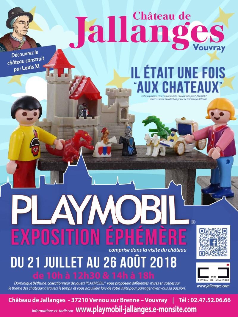 Exposition playmobil chateau de jallanges ete 2018 dominique bethune web